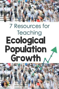POST: 7 resources for teaching ecological population growth- logistic and e. POST: 7 resources for teaching ecological population growth- logistic and e. High School Activities, High School Science, Science Activities, Science Ideas, Science Worksheets, Science Books, Environmental Science Projects, Environmental Education, Science Lessons