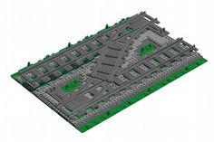 Track ballast : A LEGO® creation