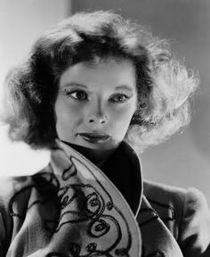 Me and Katherine....Actress Katherine Hepburn had a neurological disorder called essential tremor (formerly called palsy).