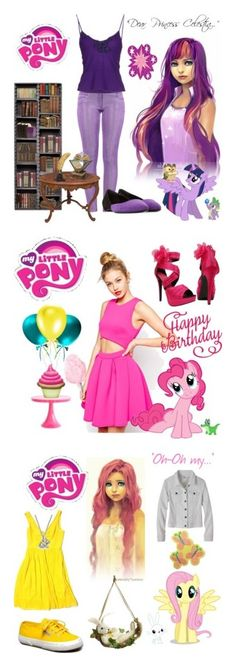 """""""My Little Pony"""" by hsldybg ❤ liked on Polyvore featuring My Little Pony, French Connection, Boutique Moschino, Natural Curiosities, Pierre Hardy, Andrew Martin, Universal Lighting and Decor, Sterling Industries, Eichholtz and Ermanno Scervino"""