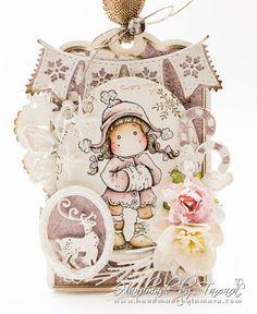 Handmade by Tamara: Use any image / The Ribbon Girl