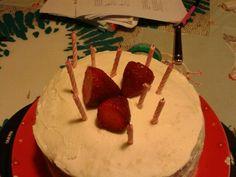 This is my bithday cake