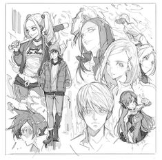 Marvelous Learn To Draw Manga Ideas. Exquisite Learn To Draw Manga Ideas. Manga Drawing Tutorials, Drawing Techniques, Drawn Art, Estilo Anime, Anime Poses, Anime Sketch, Character Design References, Drawing Poses, Art Reference Poses