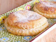 Receta   Mini pies de manzana y crema de almendra - canalcocina.es