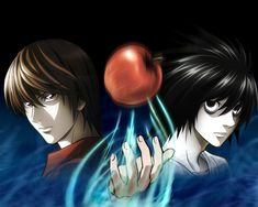 Death Note// L Lawliet and Light Yagami (Kira)