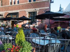 One of the best tings about Reno is the number of sunny days, so why not enjoy a meal under those beautiful skies? Here's a list of some the best restaurant patios around the city.