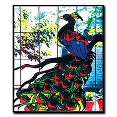 Pattern, CKE - Corvette - Glass Crafters Stained Glass Supplies