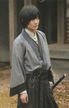 """Rurouni Kenshin: Kyoto Inferno"" - Ryûnosuke Kamiki as Sojiro Seta ~ fave character in the anime and movie^_^"