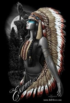 Native American Tattoos, Native Tattoos, Native American Girls, Native American Artwork, Native American Quotes, Native American Beauty, American Indian Art, American Indians, Cholo Art