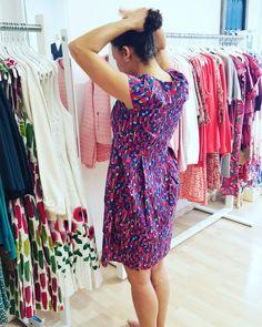 Lovely dresses. Spring instore.