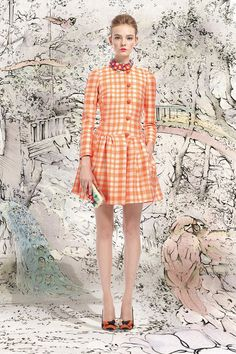 Via Cool Chic Style Fashion: Red Valentino SS 2013