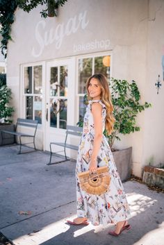 It's always about the feminine flair with Julia of Gal Meets Glam.