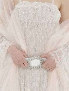 "lamorbidezza: "" Chanel Haute Couture Spring 2005 Details """