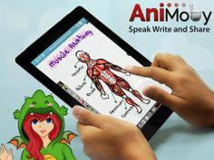 Animoby. Pizarra digital