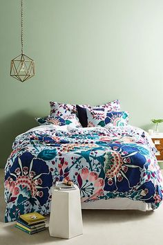 Details about Anthropologie FULL Duvet and 2 Shams Liberty London Feather Bloom Bedding Cover King Comforter Sets, King Duvet, Queen Duvet, Duvet Sets, Boho Bedding, Anthropologie Bedding, Textiles, Bed Covers, Bedrooms