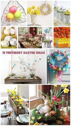 DIY Easter ideas!! <3