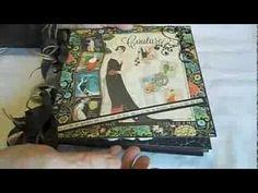 Couture Mini Album - YouTube