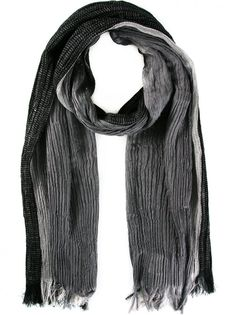 6d9bb890a09a ISSEY MIYAKE - Striped Scarf - ME56AD003-12 - H. Lorenzo