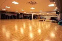 Dance studio... Get in my house.