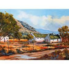 African Landscape Illustration Oil Paintings 19 Ideas For 2019 Landscape Bricks, Landscape Art Quilts, Japanese Landscape, Landscape Drawings, Fantasy Landscape, Cool Landscapes, Urban Landscape, Abstract Landscape, Beautiful Landscapes