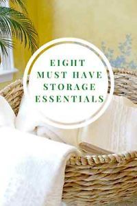 8 things needed to organize