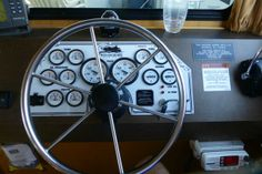 Steering Wheel Airstream | Airstreaming Across America | FATHOM Travel Blog and Travel Guides