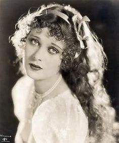 Dolores Costello...Silent Film Star (Drew Barrymores Grandmother)