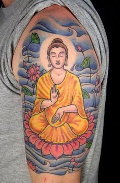 buddhist tattoos design religious