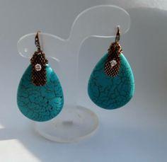 "Beaded earring. ""От золота к бисеру"" by alf-shark"
