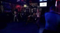 40 Dead Men - live debut at No Quarter Tavern with Jayson Lee. Vick on v...