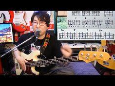 ウォーキングベース!初心者でも10分で作れる手癖フレーズ2【5度クロマチック】 Fender Bass, Music Instruments, Guitar, Musical Instruments, Guitars