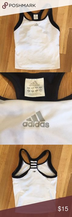 Adidas workout top Purchased at Nordstrom adidas Tops