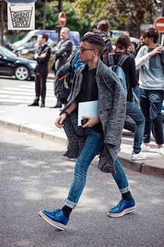 street-style boy