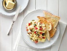 The best scrambled eggs Omelettes, Quiches, Best Scrambled Eggs, Egg Preparations, Recipe Master, Brunch, Master Chef, Special Recipes, Cooking Time