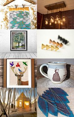 Friday Fresh Finds by Jen Stilley on Etsy--Pinned with TreasuryPin.com