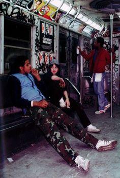 Skeme, Lady Pink and Agent on train, New York City, Photography by Nyc Subway, New York Subway, Arte Do Hip Hop, Hip Hop Art, Graffiti Lettering, Graffiti Art, Graffiti History, London Underground, New York Graffiti