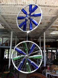 Bicycle Wheel Wonderfulness! :: Hometalk