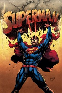 SUPERMAN #28   by Ed Benes