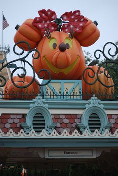 Disneyland Halloween Time starts September 13, 2013