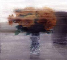 Gerhard Richter Roses Rosen 1994 46cm x 51cm Oil on Canvas