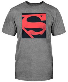 SUPERMAN T-SHIRT - POP ART LOGO | Jack of all Trades Clothing are online! | superhero -  comic book tees for guys and girls