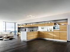 Moderne Küche Bilder: Küche L1
