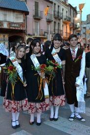 Súria renova els representants del pubillatge en un acte de nou format al parc Macary i Viander