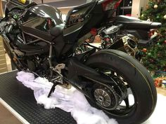 New 2016 Kawasaki Ninja H2 Motorcycles For Sale in Florida,FL. 2016 Kawasaki Ninja H2, Contact us today for a deposit and for financing. 2016 Kawasaki Ninja® H2 The Kawasaki Difference BUILT BEYOND BELIEF Experience unforgettable supercharged street performance with the 2016 Kawasaki Ninja H2 motorcycle. The world s only supercharged production hypersport streetbike features numerous innovations and industry-firsts from across Kawasaki Heavy Industries, Ltd. (KHI), complemented by only the…