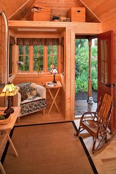 Ginas Sweet Pea tiny house by Portland Alternative Dwellings