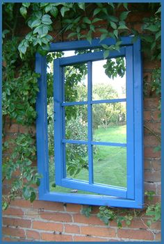 Garden mirror - really want one!