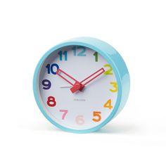 Alarm Clock, $19.95 #sportsgirl