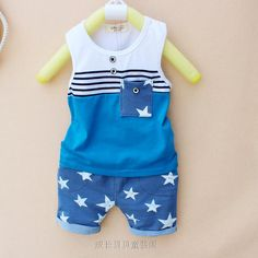 Baby and new child outfits, including party dresses, sleepsuits, vests and outdoor adventure dress. Baby Boy Vest, Baby Boys, Toddler Boys, Child Baby, Boys Summer Outfits, Cute Outfits For Kids, Baby Boy Outfits, Toddler Boy Fashion, Kids Fashion