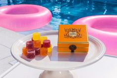URBAN DADDY: Cannabis edible makers Lord Jones will open a retail store at the Standard Hollywood on Sunset Boulevard.