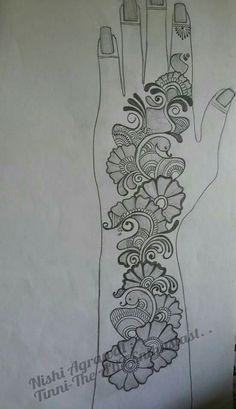 Mehendi new design Latest Arabic Mehndi Designs, Mehndi Designs Book, Full Hand Mehndi Designs, Mehndi Designs For Girls, Stylish Mehndi Designs, Mehndi Designs For Beginners, Dulhan Mehndi Designs, Mehndi Design Pictures, Wedding Mehndi Designs